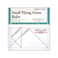 Flying Geese Ruler (Small)